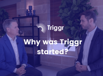 Why was Triggr started?
