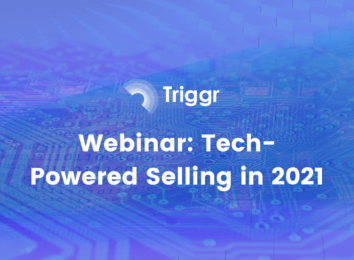 Tech-powered selling 2021